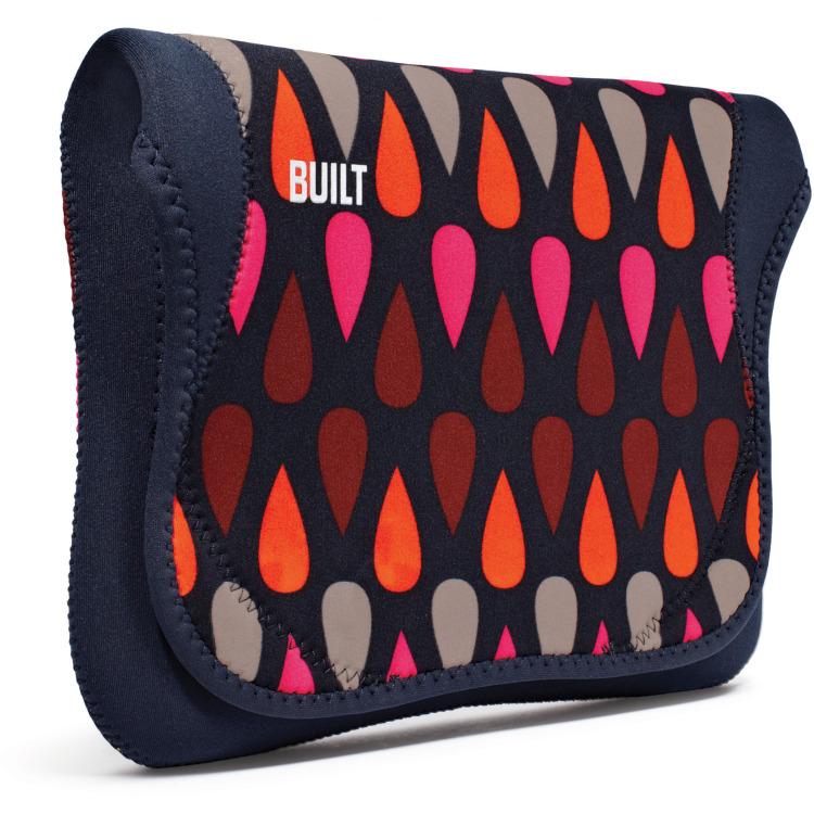 Built tablet cases Built NY, Envelop Beschermtas voor iPad 3 + 4 (Rain drop)