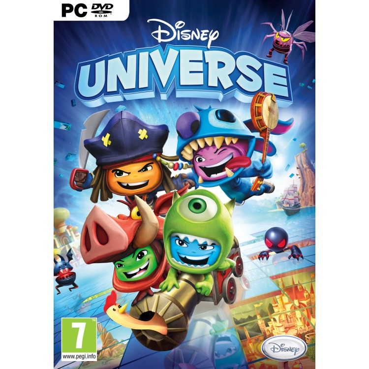Disney Universe  (DVD-Rom)