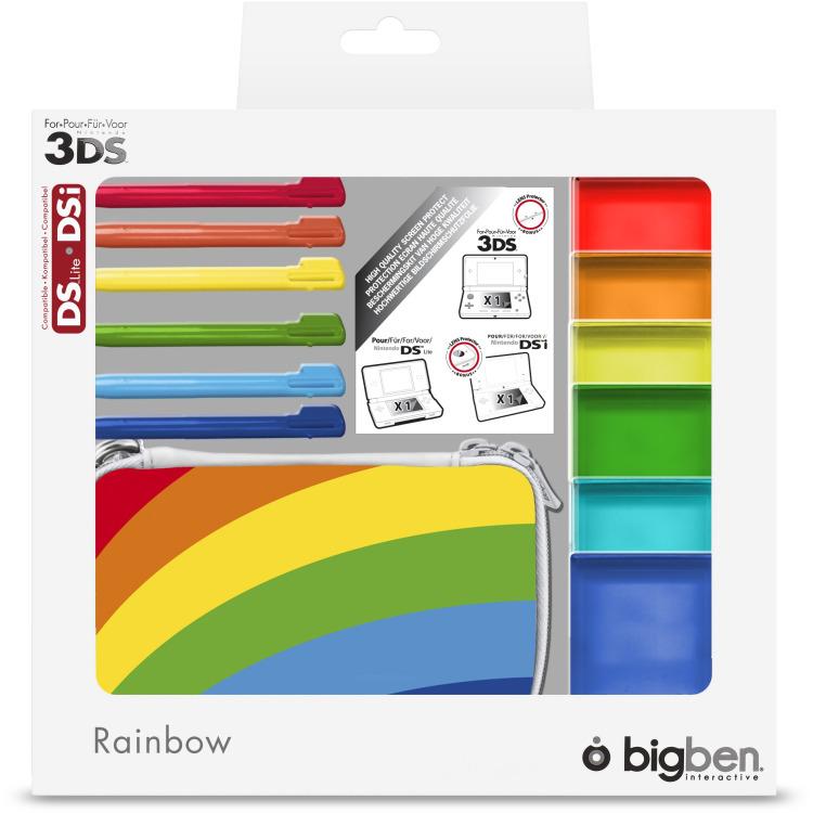 Big Ben, Rainbow Pack Nds Lite / DSi / 3ds -