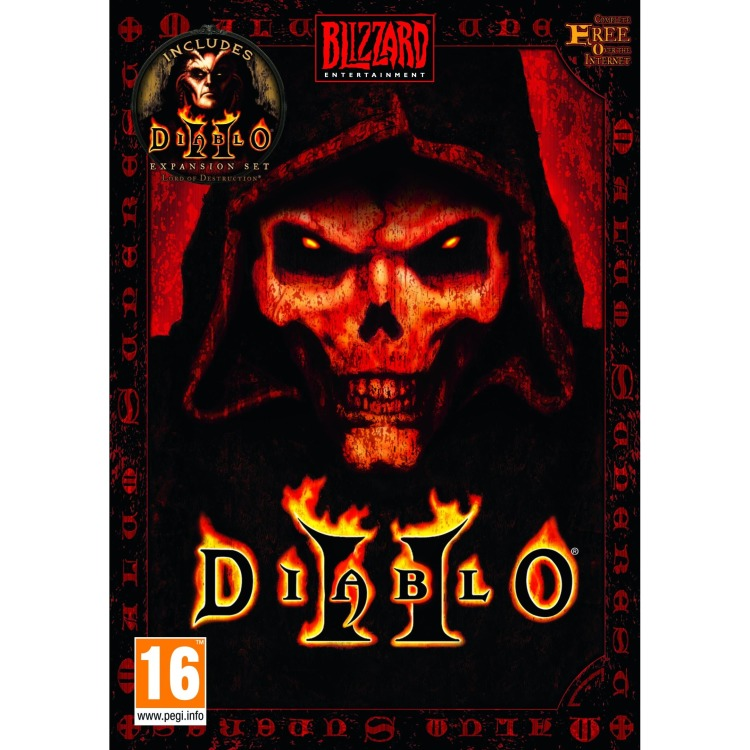 Diablo 2 + Lord of Destruction - Gold Edition