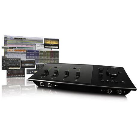 M-Audio Fast Track C600 - Audio interface met Pro Tools MP - Zwart
