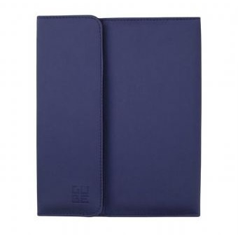 G-Cube, Rotating Protection Case for iPad 2 (Blue)