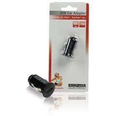 König - Motorola - USB Autolader Adapter
