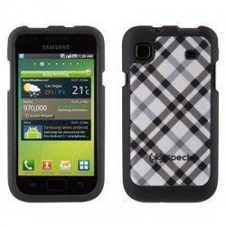 Speck Samsung Galaxy S Fitted (TartanPlaid White)