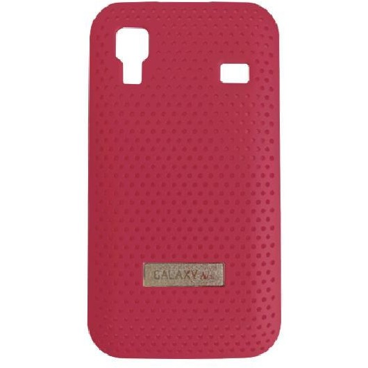 Image of Anymode Cool Case Voor Galaxy Ace (Rood)