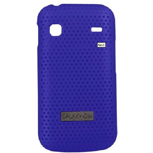 Image of Anymode Cool Case Voor Galaxy Gio (Blauw)