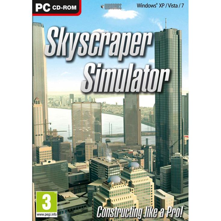 Skycraper Simulator