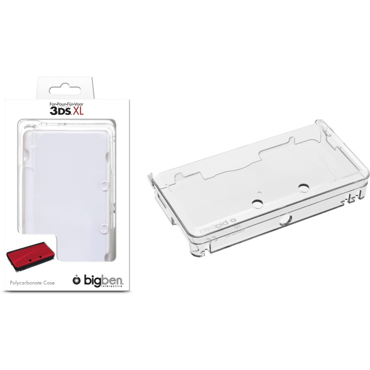 POLYCARBONATE CASE TO PROTECT THE 3DSXL