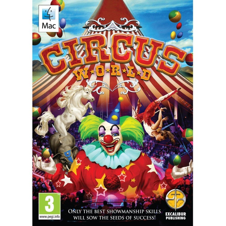 Circus World (Mac Only)