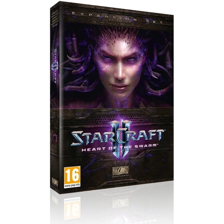 Starcraft 2 Heart of Swarm