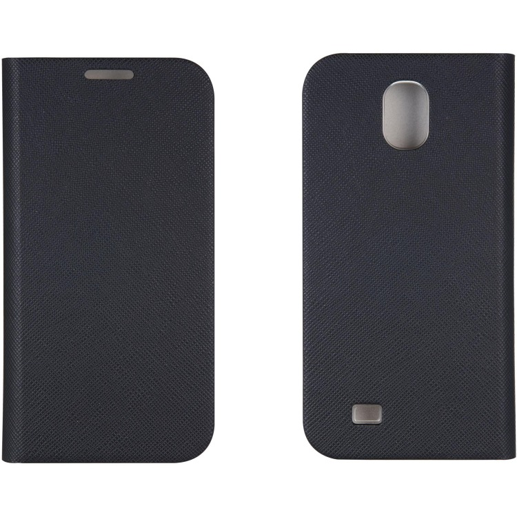 Anymode Diary Case PU Leather Samsung Galaxy S4 Black
