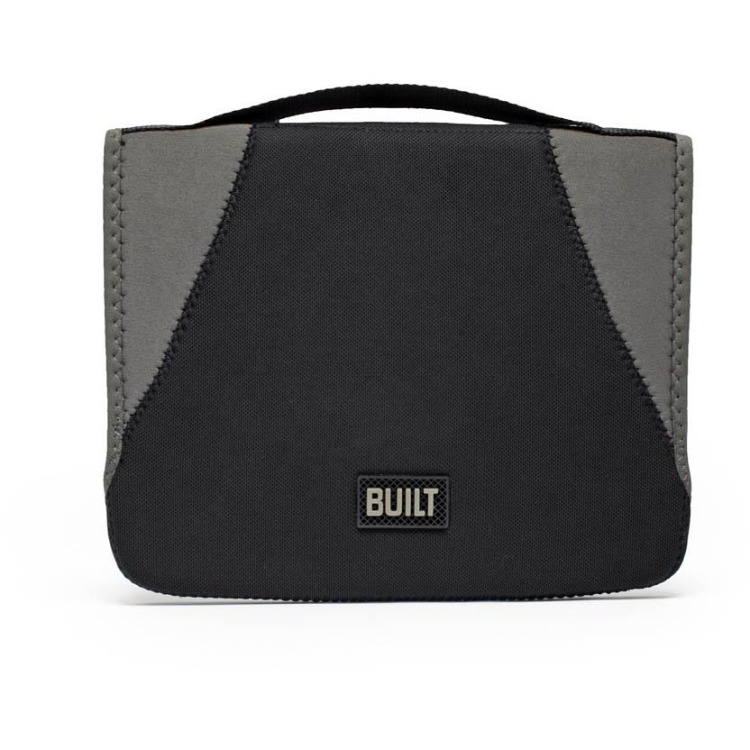 Image of Built NY, Convertible Neoprene Case Voor IPad Mini (Black / Granite)