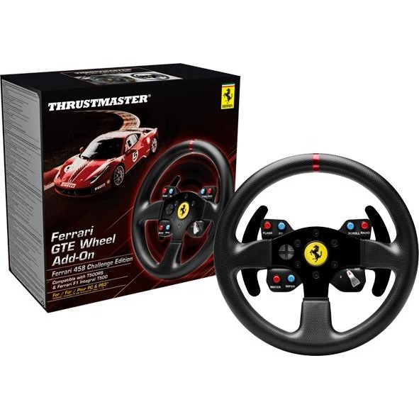Thrustmaster Ferrari GTE F458 Add-on