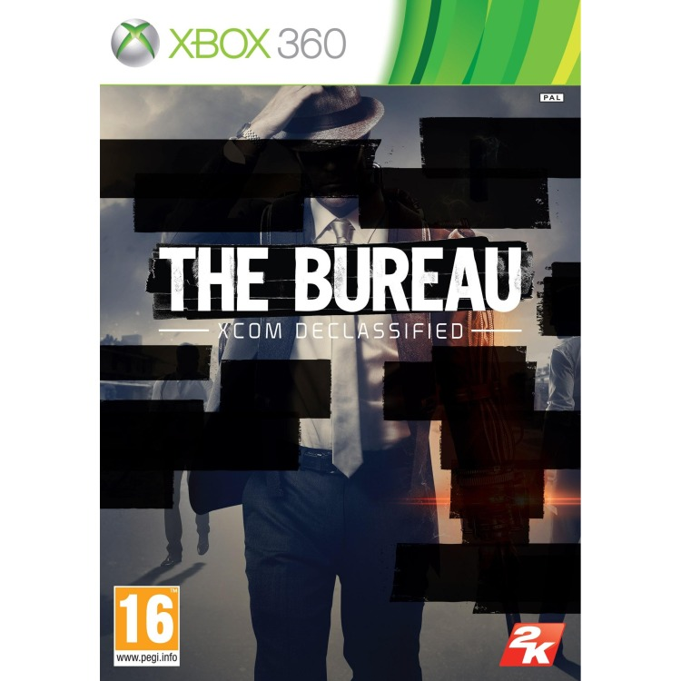 Xbox 360 The Bureau: XCOM Declassified Day One Edition