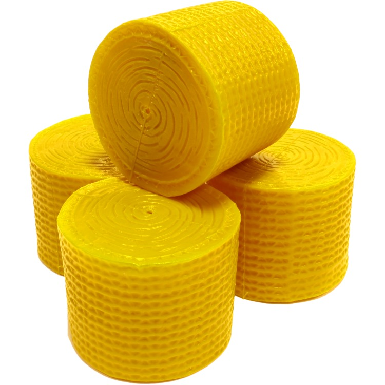 Britains Round Bales (Yellow)