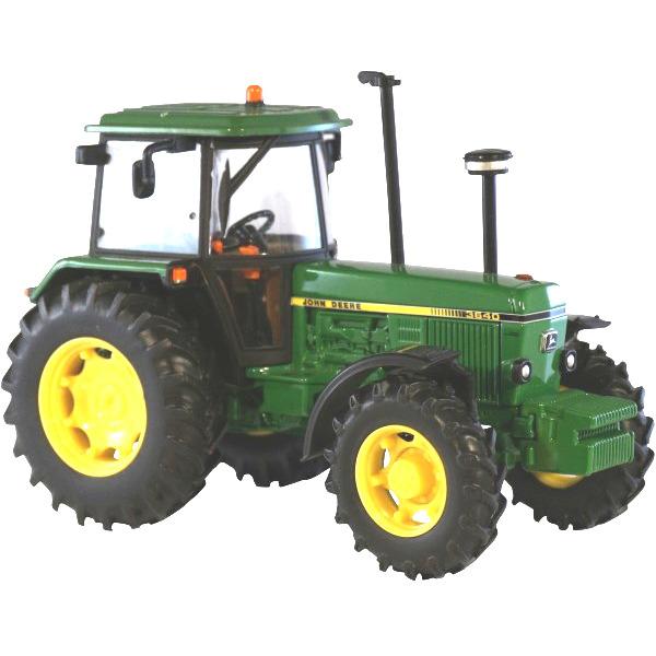 Britains John Deere 3640 Kniktrekker - Tractor