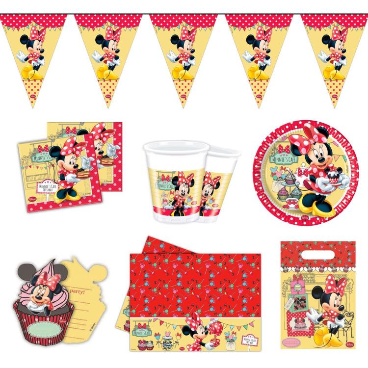 Disney Minnie Mouse feestpakket