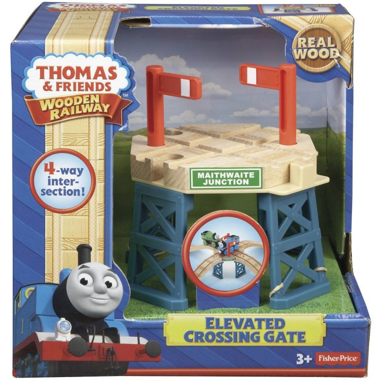 Thomas De Trein Spoorwegkruising