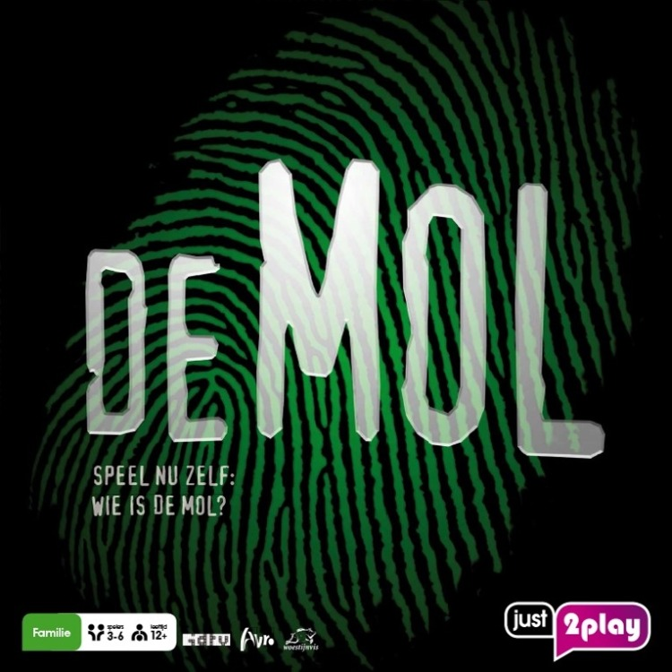 Wie is de Mol? Bordspel