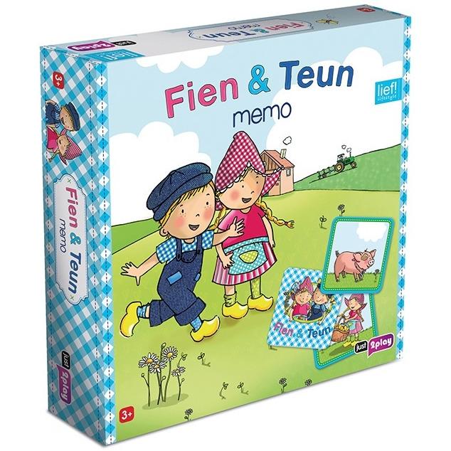 Fien & Teun Memo - Educatief spel