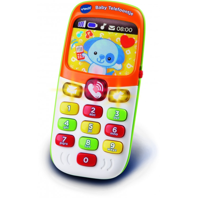 Image of Baby Telefoontje 6+ Mnd