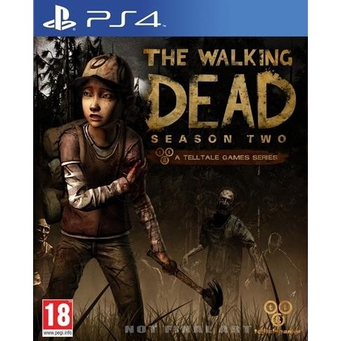 PS4 The Walking Dead: Season Two