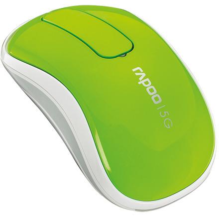 Rapoo T120p - Draadloze Touch Muis / Groen