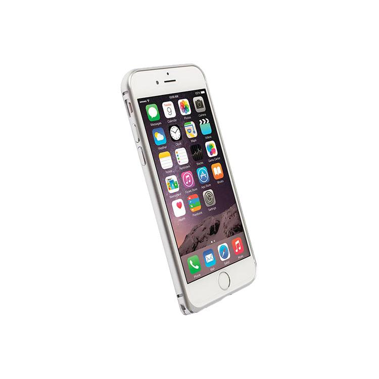 Krusell Sala AluBumper Apple iPhone 6 Zilver