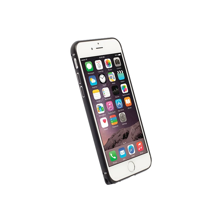 Krusell Sala AluBumper Apple iPhone 6 Plus Zwart