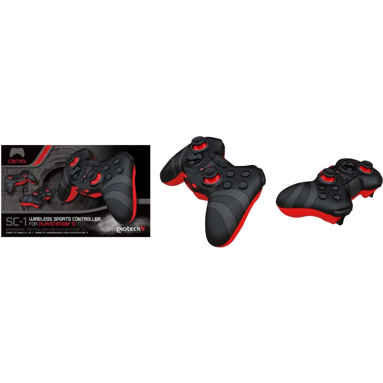 Gioteck Sc-1 Wireless Sports Controller PS3