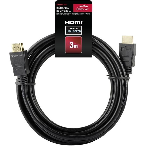 High Speed HDMI Kabel 3m