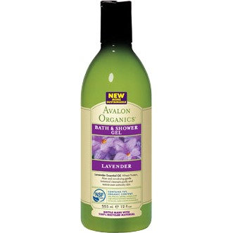 Image of Lavender Bath- & Showergel, 350 Ml