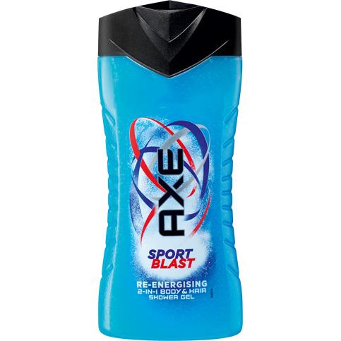Image of AXE Duschgel Sport Blast 250 ml