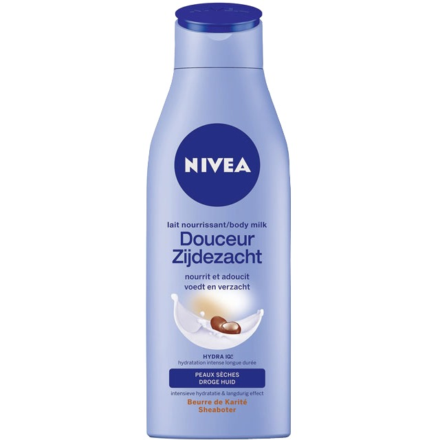 Image of Zijdezachte Body Milk (250 Ml)