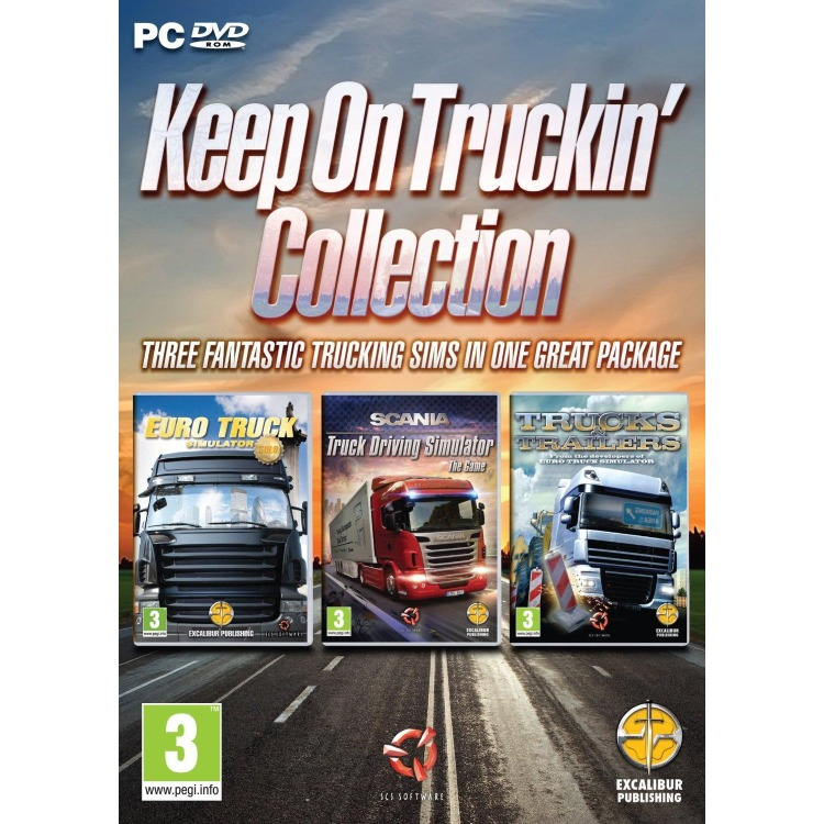 Keep on Truckin Simulation
