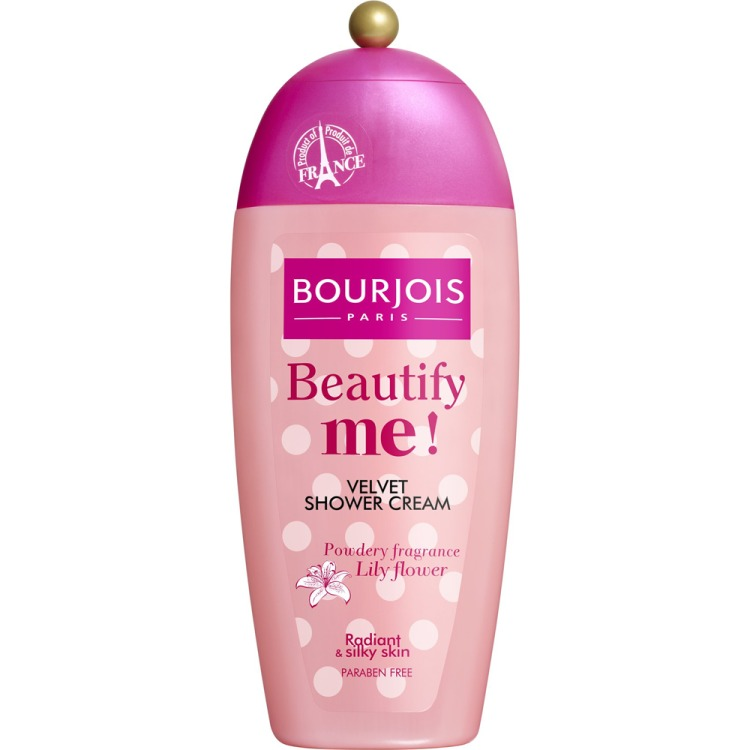 Image of Beautify Me! Velvet Shower Cream, 2