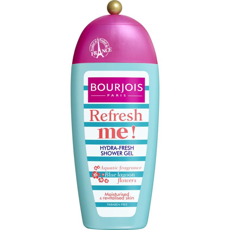 Image of Refresh Me! Hydra-fresh Shower Gel, 250 Ml