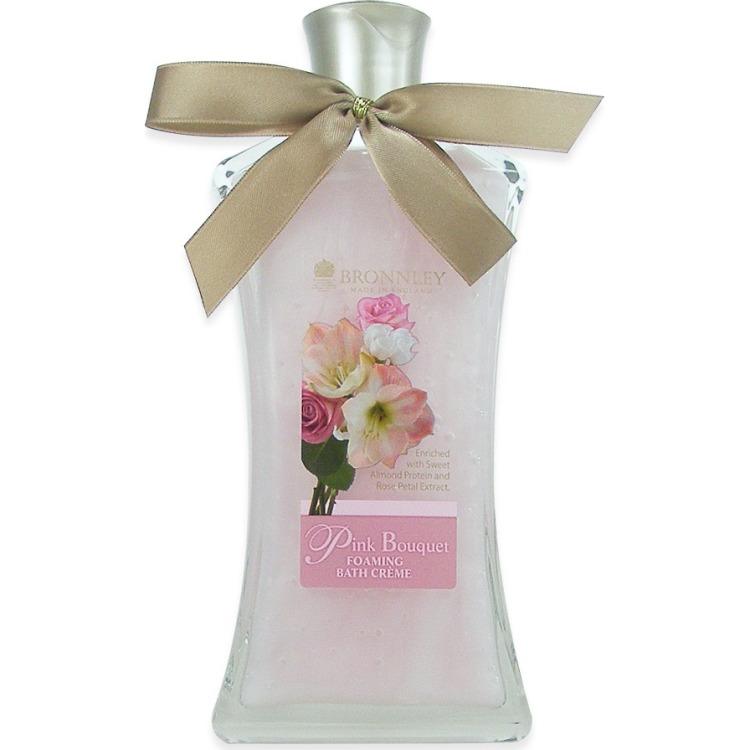 Image of Pink Bouquet Foaming Bath Cream, 25