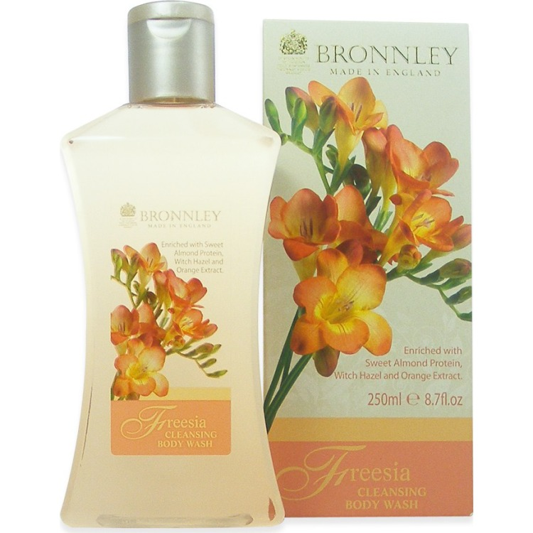 Image of Freesia Body Wash, 250 Ml