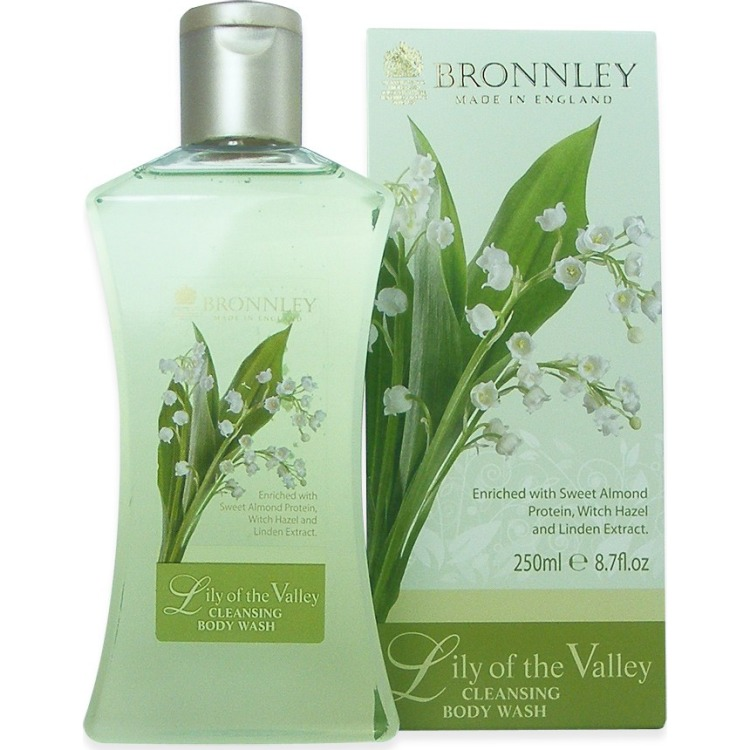 Image of Lily Of The Valley Body Wash, 250 Ml