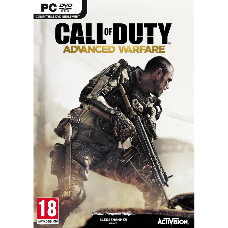 Image of Activision Call Of Duty: Advanced Warfare, PC