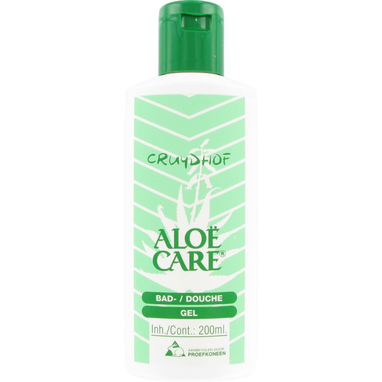 Image of Aloë Care Bad- En Douchegel, 200 Ml