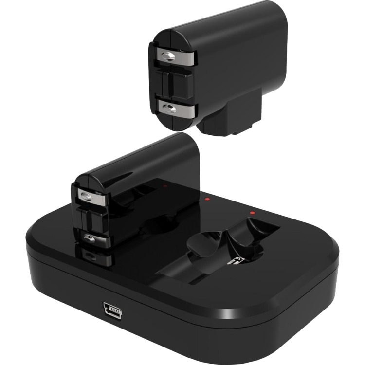 Image of Big Ben Dual Charger voor Xbox One (zwart)