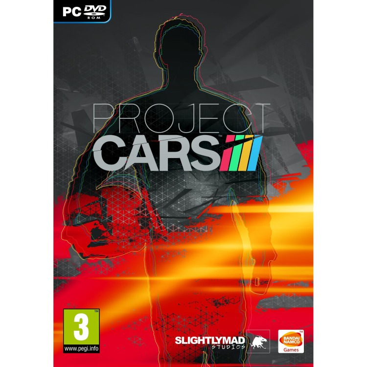 Project Cars (D1 Edition) PC LOG