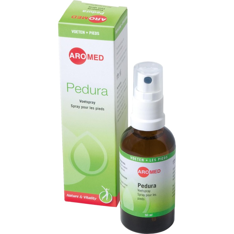 Image of Pedura Voetspray, 50 Ml