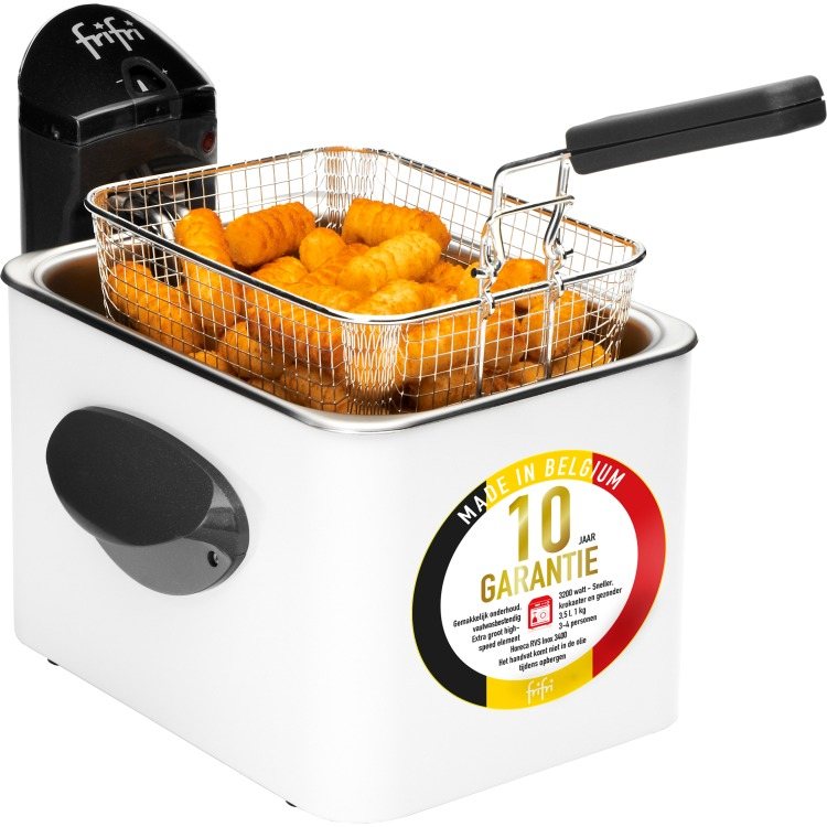 Frifri High Speed Classic Filter Friteuse 3,5L HSCM4005 wit