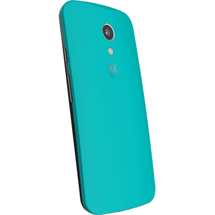 Motorola Moto G 2014 Shell Turquoise