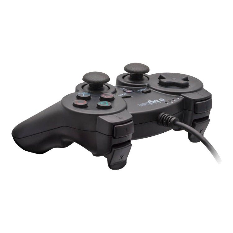 PS3 Wired Controller zwart