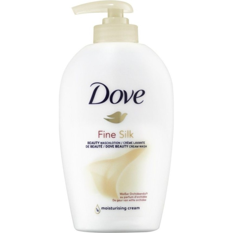 Image of Fine Silk Beauty Cream Wash, 250 Ml