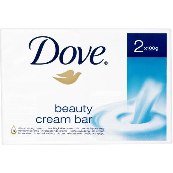 Image of Beauty Cream Bar, 2x 100 G